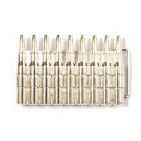 Buckle gesp 9 kogels chrome 245111-1900