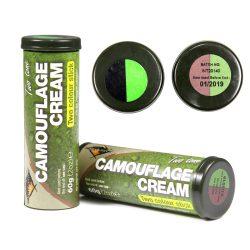Camouflage schmink in stick 60gr zwart-groen 46311074A