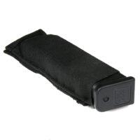 Magazijn pouch elastisch enkel nylon zwart 359944-detail2