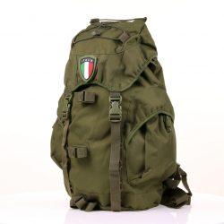 Rugzak recon Italië 45x30x18cm groen nylon 47164311A