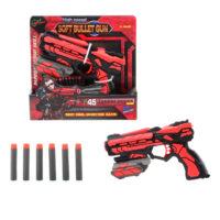 Serve and protect starterset 18cm met 6 pijlen 412500