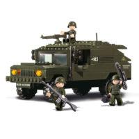 Sluban bouwset SUV Hummer M38-B9900 413117