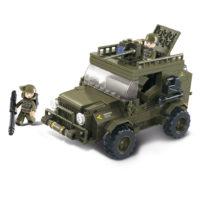 Sluban bouwset SUV M38-B0299 413121