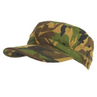 Veldpet woodland camo katoen medium 21517851F