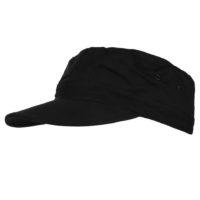 Veldpet zwart katoen medium 21517813F