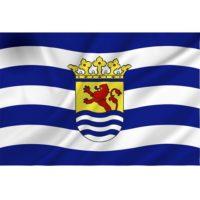 vlag Zeeland 100x150cm