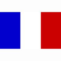Vlag Frankrijk FR 100x150cm