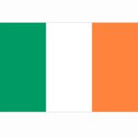 Vlag Ierland 100x150cm