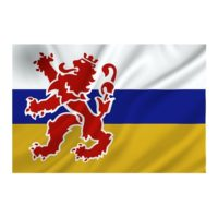 Vlag Limburg LB 100x150cm